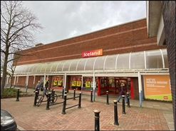 2,139 SF Shopping Centre Unit for Rent  |  Gaolgate Shopping Centre, Stafford, ST16 2NT