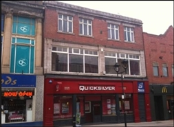 1,986 SF High Street Shop for Rent  |  32 - 34 Bridgegate, Rotherham, S60 1PQ