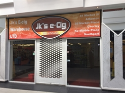 525 SF Shopping Centre Unit for Rent  |  Kiosk 2, Marble Place Shopping Centre, Southport, PR8 1DF