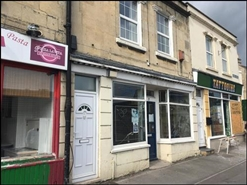 458 SF High Street Shop for Rent  |  7 Cork Place, Bath, BA1 3BB