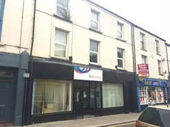 1,045 SF High Street Shop for Rent  |  5 Canon Street, Aberdare, CF44 7AT