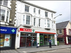 4,054 SF High Street Shop for Sale  |  10 - 11 Harford Square, Lampeter, SA48 7DX