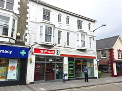 1,474 SF High Street Shop for Rent  |  11 Harford Square, Lampeter, SA48 7DX