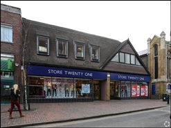 4,929 SF High Street Shop for Rent  |  127 - 129 High Street, Sittingbourne, ME10 4AQ