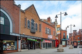 2,784 SF High Street Shop for Rent  |  67 Park Street, Walsall, WS1 1NW