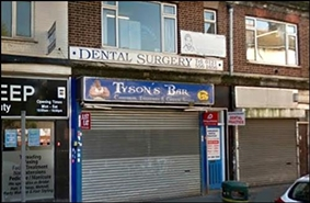 378 SF High Street Shop for Rent  |  11 Upper High Street, Wednesbury, WS10 7HQ
