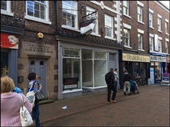 556 SF High Street Shop for Rent  |  6 - 8 Chestergate, Macclesfield, SK11 6BA