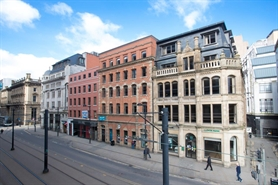 1,225 SF High Street Shop for Rent  |  Unit 1 Cobden House 12 16 Mosley Street, Manchester, M2 3AQ