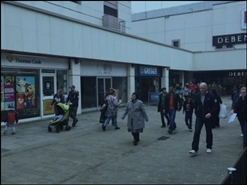 1,077 SF Shopping Centre Unit for Rent  |  Unit 158, The Mall, Blackburn, BB1 7DP
