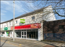 1,900 SF High Street Shop for Rent  |  26 Bethcar Street, Ebbw Vale, NP23 6HQ