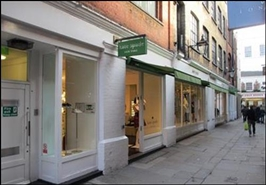 1,357 SF High Street Shop for Rent  |  1 - 4 Langley Court, London, WC2E 9JY