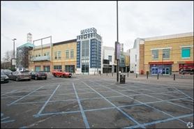 4,019 SF Retail Park Unit for Rent  |  Star City, Birmingham, B7 5SA