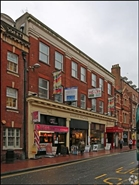 1,632 SF Shopping Centre Unit for Rent  |  8 Station Road, Harris Arcade, Reading, RG1 1DN