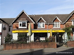 720 SF High Street Shop for Rent  |  21 Parkstone Road, Poole, BH15 2NN