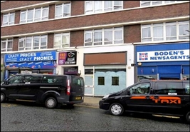 526 SF High Street Shop for Rent  |  37 Stafford Street, Stoke On Trent, ST1 1JU