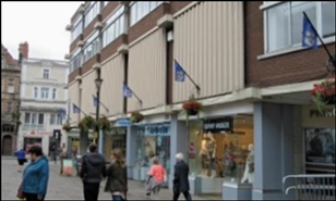 1,255 SF High Street Shop for Rent  |  Princess House, Shrewsbury, SY1 1JZ