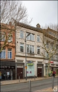 1,128 SF High Street Shop for Rent  |  36 Queens Square, Wolverhampton, WV1 1TW