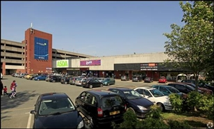 16,040 SF Shopping Centre Unit for Rent  |  Unit  5 Swan Walk, Manchester, M22 5RF