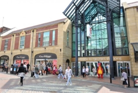 1,212 SF Shopping Centre Unit for Rent  |  St Georges Shopping Centre, Preston, PR1 2NR