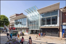 25,400 SF Shopping Centre Unit for Rent  |  Mander Centre, Wolverhampton, WV1 3NB