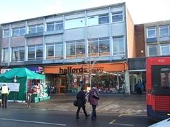 1,548 SF High Street Shop for Rent  |  178/179 Sidwell Street, Exeter, EX4 6RD