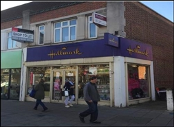 834 SF High Street Shop for Rent  |  132 High Street, Ruislip, HA4 8LL