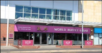3,341 SF Shopping Centre Unit for Rent  |  Unit 17, Loughborough, LE11 5BE