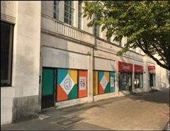 1,075 SF High Street Shop for Rent  |  Lombard House, Birmingham, B3 3LP