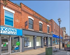2,374 SF High Street Shop for Rent  |  195 High Street, Lincoln, LN5 7AL