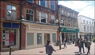 2,119 SF High Street Shop for Rent  |  4 Greengate Street, Stafford, ST16 2HN