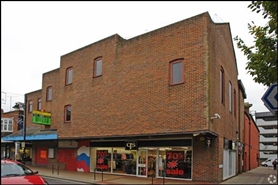 3,513 SF High Street Shop for Rent  |  Regal Buildings, Eastleigh, SO50 5RL