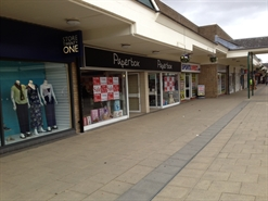 1,658 SF Shopping Centre Unit for Rent  |  Unit B 22/23, Belvoir Shopping Centre, Coalville, LE67 3XA