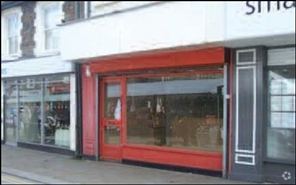 748 SF High Street Shop for Rent  |  14 Bethcar Street, Ebbw Vale, NP23 6HQ