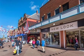 857 SF Shopping Centre Unit for Rent  |  Unit 4, White Rose Centre, Rhyl, LL18 1EW