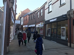 1,018 SF Shopping Centre Unit for Rent  |  Unit 34, Prince Bishops Shopping Centre, Durham, DH1 3UJ