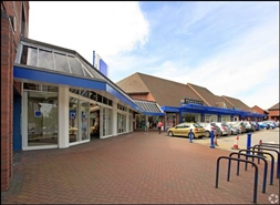 3,796 SF Shopping Centre Unit for Rent  |  Unit 18 - 19, Crewe, CW1 2NG