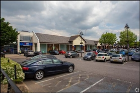 4,080 SF Retail Park Unit for Rent  |  Unit Su5a, Two Rivers, Staines, TW18 4WB