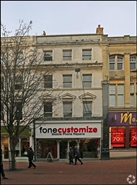 948 SF High Street Shop for Rent  |  39 Old Christchurch Road, Bournemouth, BH1 1DS