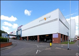 2,707 SF Shopping Centre Unit for Rent  |  Unit 33-34 Weston Favell Shopping Centre, Northampton, NN3 8JZ