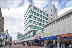 3,419 SF Shopping Centre Unit for Rent  |  29 - 31 Carr Street, Ipswich, IP4 1HA