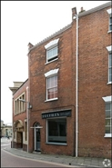 195 SF High Street Shop for Rent  |  13 York Buildings, Bridgwater, TA6 3BP