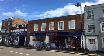 3,565 SF High Street Shop for Sale  |  43-45 Newland Street, Witham, CM8 2BD