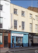 597 SF High Street Shop for Sale  |  50 Church Street, London, NW8 8EP