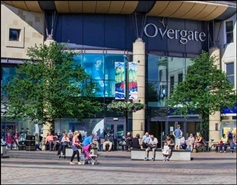 1,281 SF Shopping Centre Unit for Rent  |  U30, Overgate Shopping Centre, Dundee, DD1 1UF