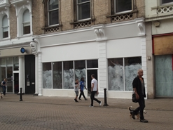 1,722 SF High Street Shop for Rent  |  37-38 Fleet Street, Torquay, TQ2 5DJ