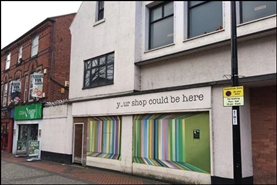 956 SF High Street Shop for Rent  |  259 Main Street, Nottingham, NG6 8EZ