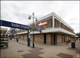 308 SF Shopping Centre Unit for Rent  |  The Mall Shopping Centre, Eccles, M30 0EB