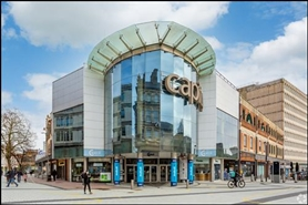 1,514 SF Shopping Centre Unit for Rent  |  Unit 21, Capitol Shopping Centre, Cardiff, CF10 2HQ