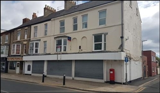 1,338 SF High Street Shop for Rent  |  40 - 44 Flamborough Road, Bridlington, YO15 2JQ