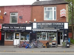 980 SF High Street Shop for Sale  |  290A-292A Middleton Road, Oldham, OL9 6JH